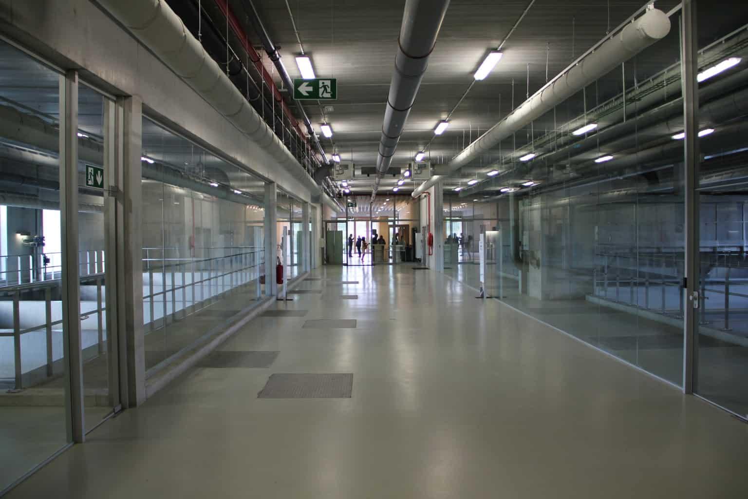 Cile inauguration de la nouvelle station de traitement biologique de nitrate
