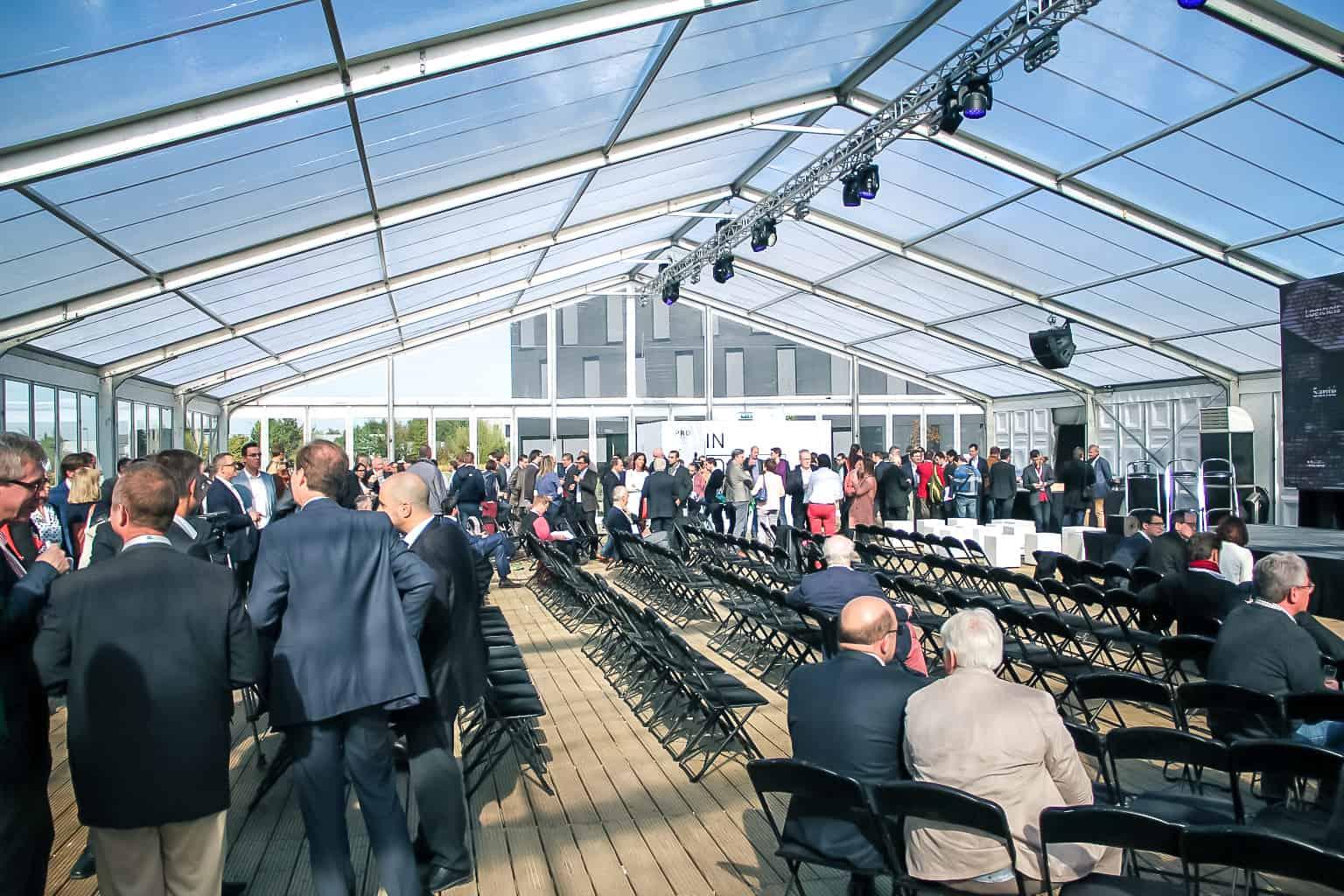 Inauguration et innovation Day organisé par So Event qui vise à promouvoir le domaine du numérique.