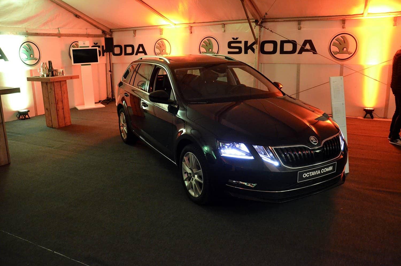 Lancement de la nouvelle Skoda Kodiaq chez Mazzoni organisé par So Event