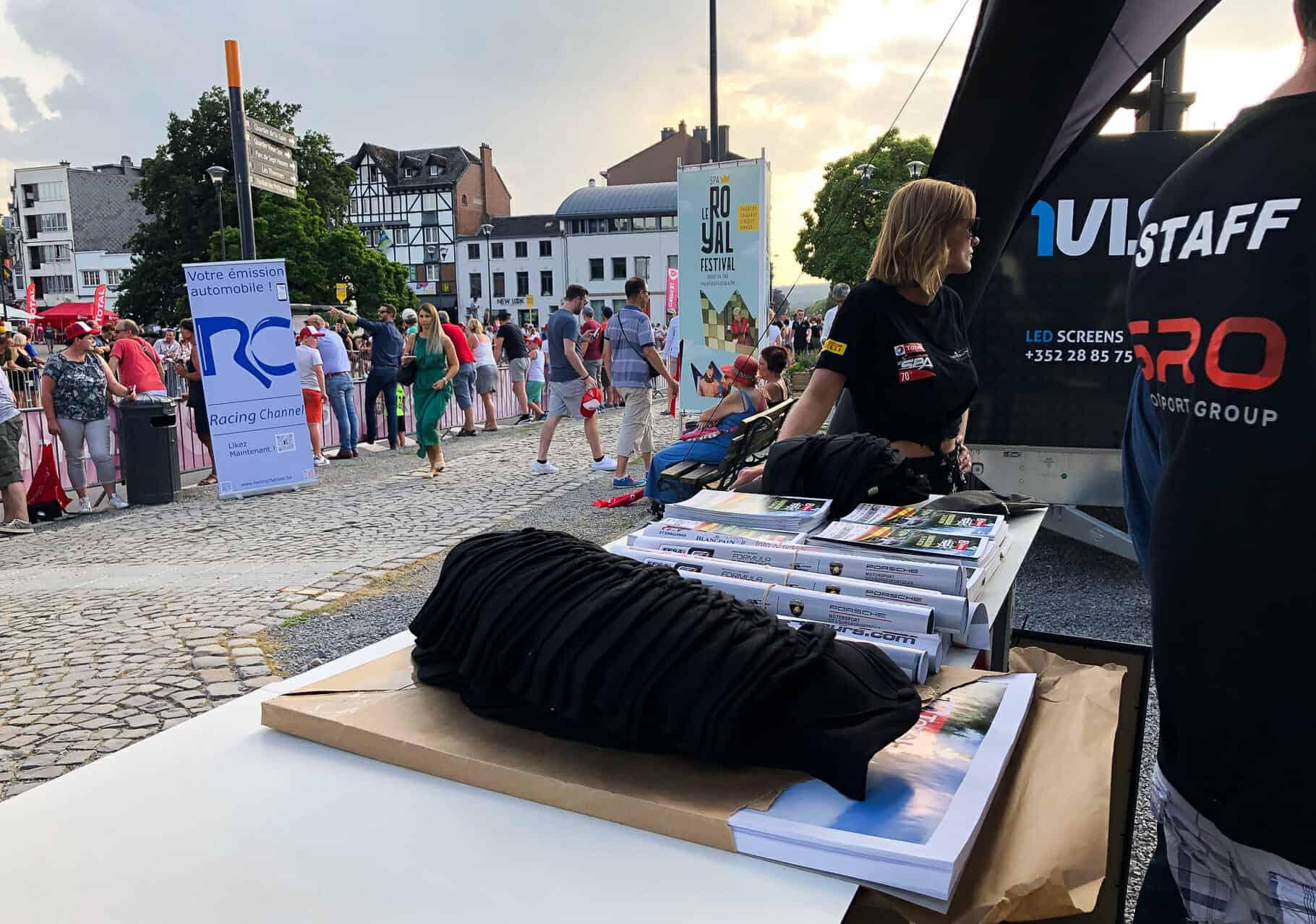 Aménagements vip réalisés par So Event pour les 24H 2019